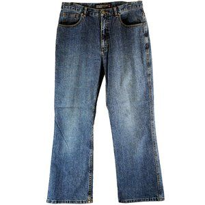 Chico's denim blue jeans like new 1.5